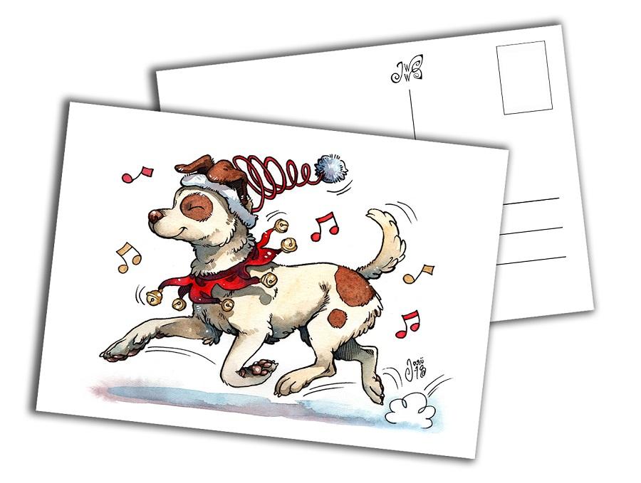 Card - Jingle Bells