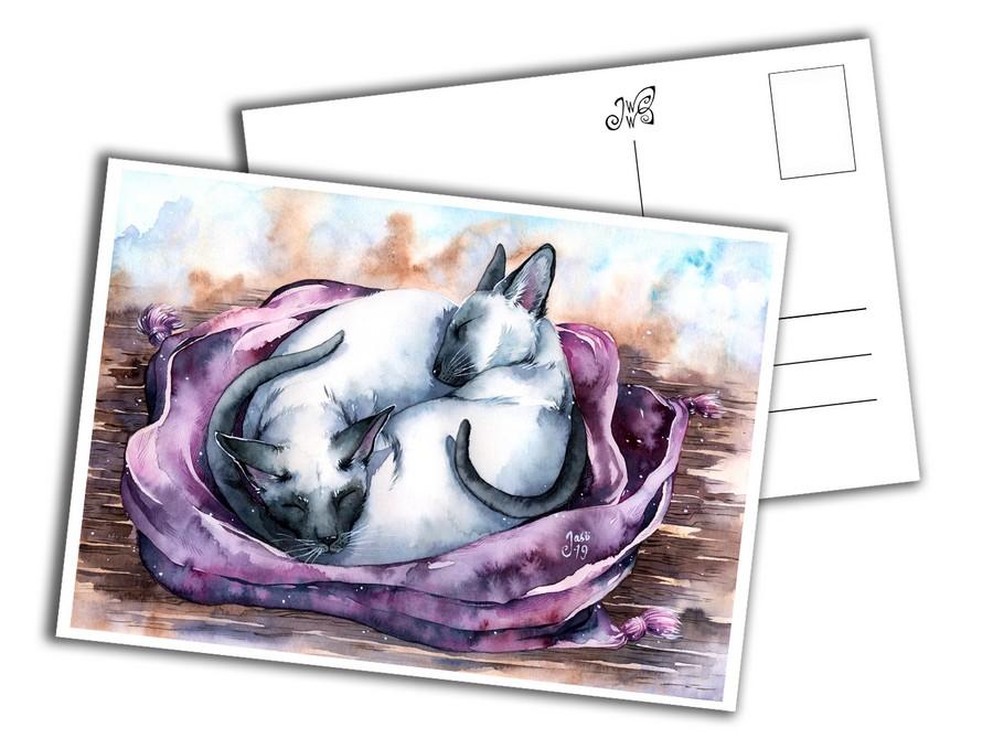 Card - Snuggled Up