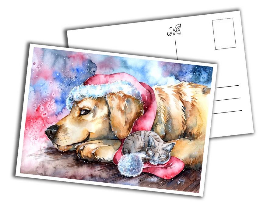 Card - Christmas Friendship