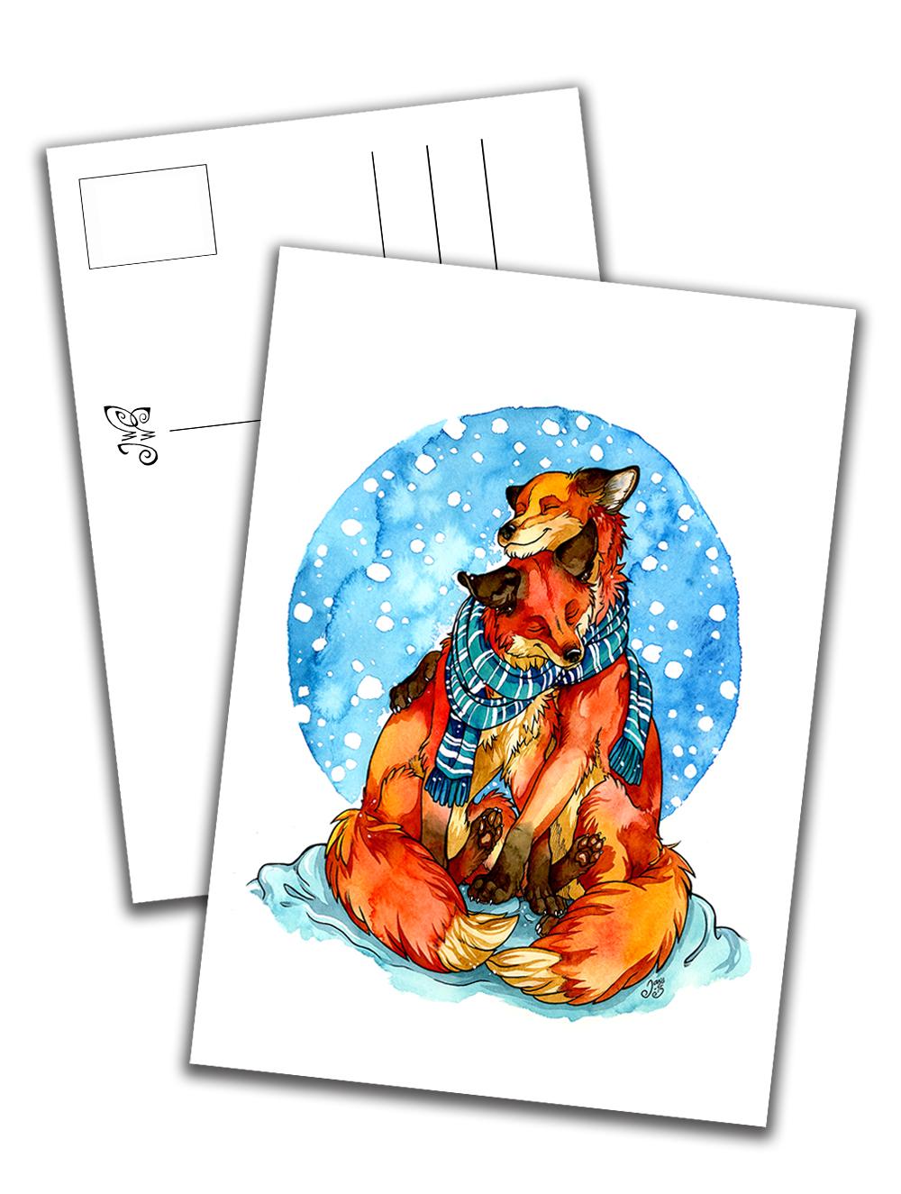 Card - Warm Winter