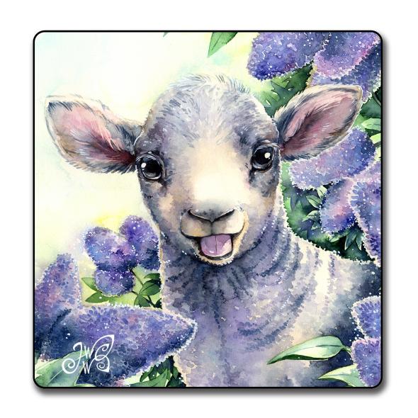 Little Lamb - Magnet