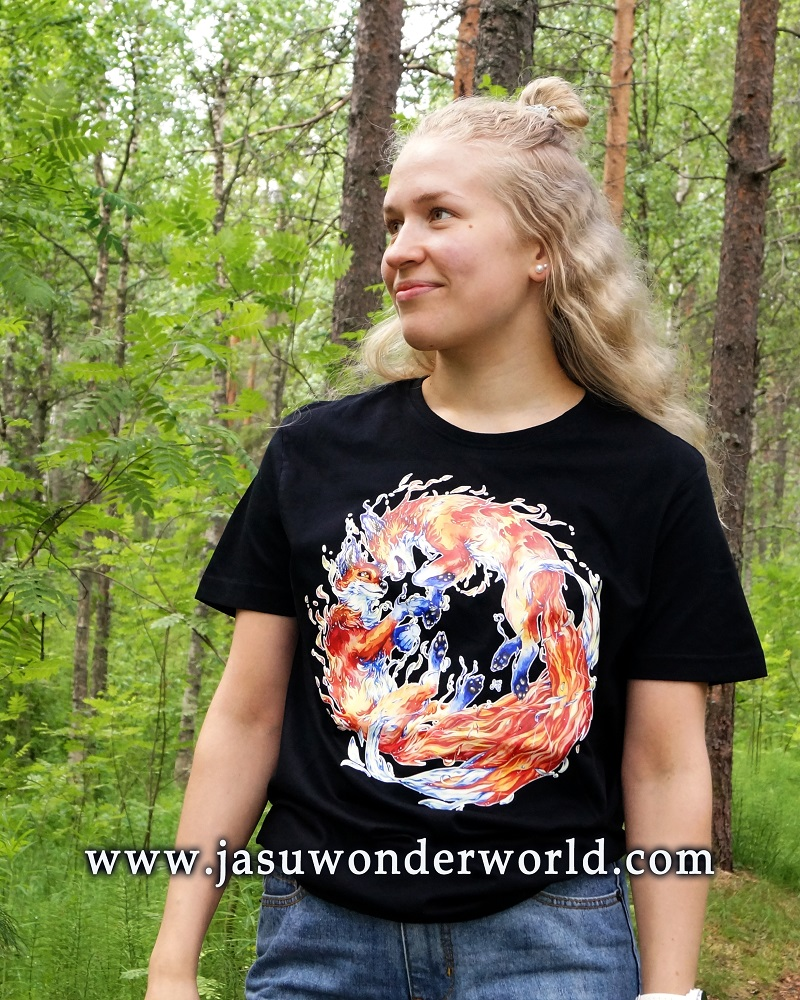 Firefoxes t-shirt